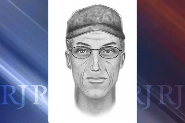 An unidentified suspect wanted in connection with a kidnapping and murder near Bakersfield, California is shown in this police sketch released to Reuters August 4, 2015. (Kern County Sheriffs Offi ...