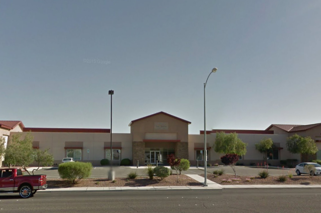 Casa Grande Transitional Housing Center (Google Street View)