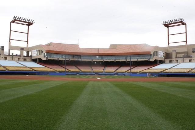 Cashman Field (Review-Journal file)
