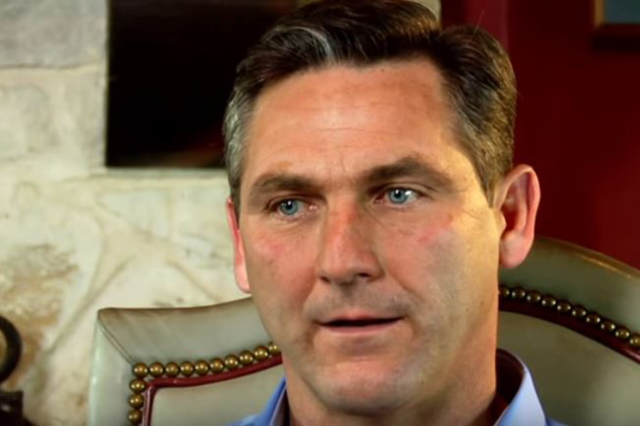 Craig James. (Screengrab/Craig James for US Senate/YouTube)