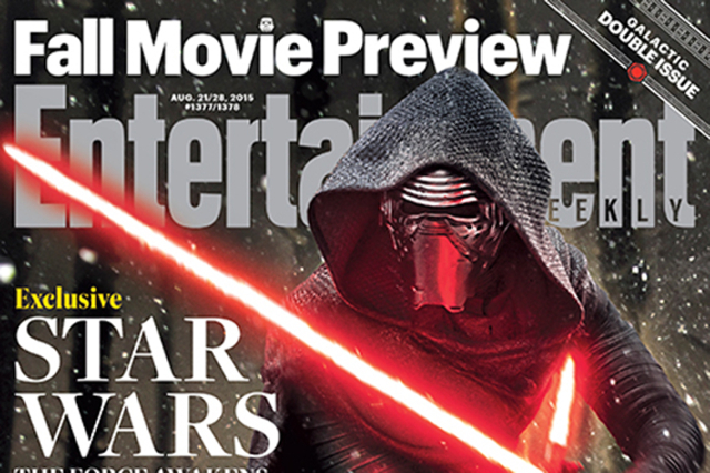 """From a closer look at John Boyega's runaway stormtrooper to C-3PO's updated gear, new photos from """"Star Wars: The Force Awakens"""" offer a better portrait of the film. Entertai ..."""