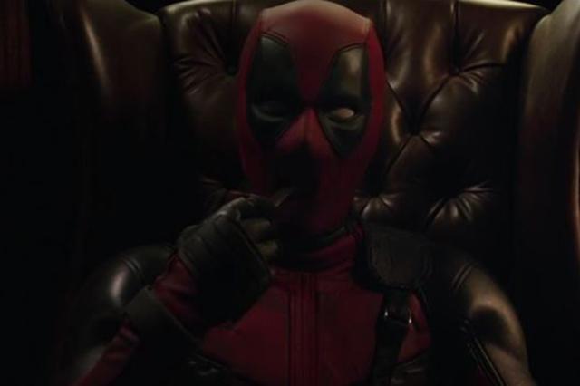 Deadpool teaser trailer. (Screengrab/20th Century Fox/YouTube)