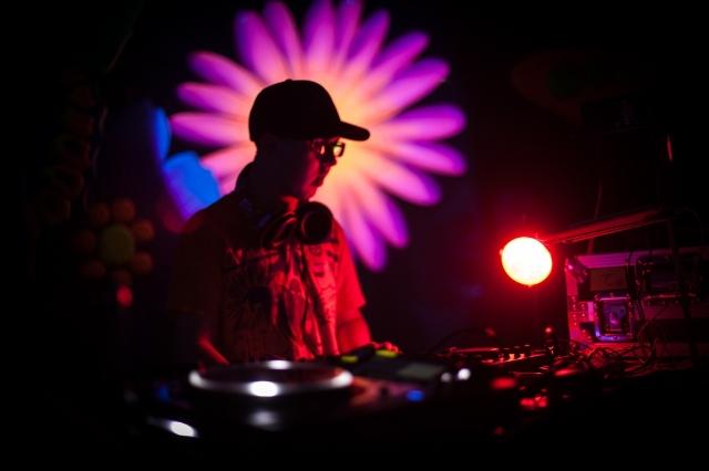 Tanner Seebaum DJ Seebaum (Courtesy Landon Dyksterhouse)