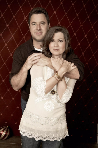 Vince Gill and Amy Grant (Courtesy photo by Kristen Barlowe)