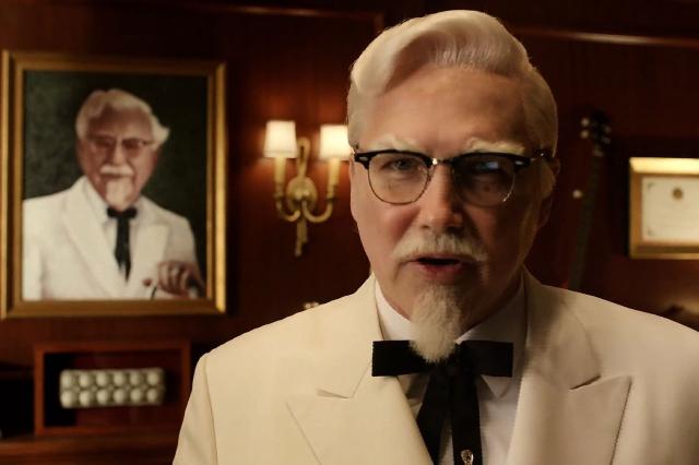 Kfc Has A New Colonel Sanders Again Las Vegas Review Journal