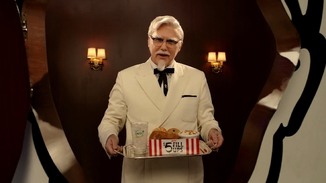"""Three months after KFC reintroduced """"Colonel Sanders,"""" they have a new actor portraying him - Norm MacDonald. The late founder of the fast-food chain had been played over the summer by & ..."""