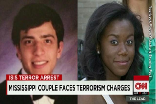 Mississippi couple (CNN)