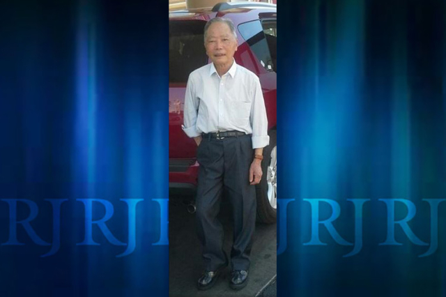 Thuoc Dong, 84, was last seen wearing an off-white button-up shirt, navy blue slacks, black leather shoes and a brown watch. He is about 4 feet 8 inches to 4 feet 10 inches tall, weighs 90 to 95 p ...
