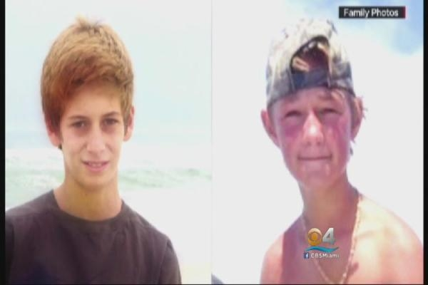 Families Of Missing Teen Boaters Make Difficult Decision To End Search
