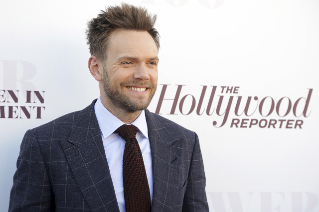 Actor Joel McHale arrives at The Hollywood Reporter's 23rd annual Women in Entertainment breakfast,  in Los Angeles, California December 10, 2014. (Jonathan Alcorn/Reuters)