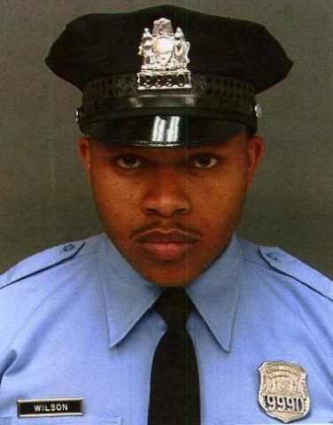 Officer Robert Wilson w/Philadelphia PD killed in line of duty during a Game Stop Robbery on Thursday March 5, 2015