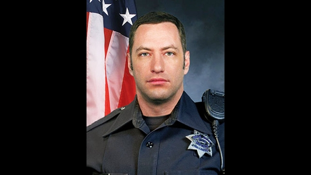Johnson was killed while responding to a report of a man threatening to commit suicide in March. When officers arrived at the scene in San Jose, they were met with gunfire. He was a 14-year veteran.
