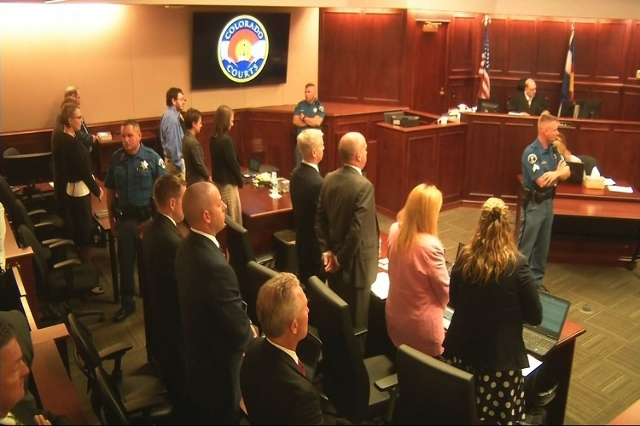 A jury agreed on Monday, August 3, 2015, that aggravating factors outweigh the mitigating factors for count one of the multiple murder charges for which Colorado movie theater shooter James Holmes ...