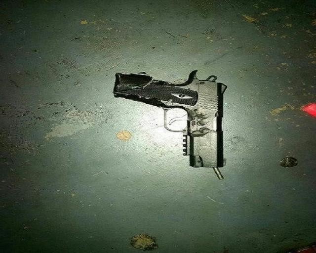 Tennessee Movie Theater Gun (Nashville Police Department/CNN)