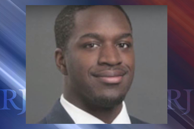 Defensive end Sam Ukwuachu, 22, was convicted on Thursday on charges that he sexually assaulted a Baylor women's soccer player at his Waco apartment in 2013. (Screengrab/CNN)