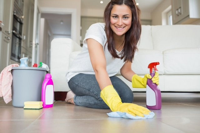 Cleaning (Thinkstock)