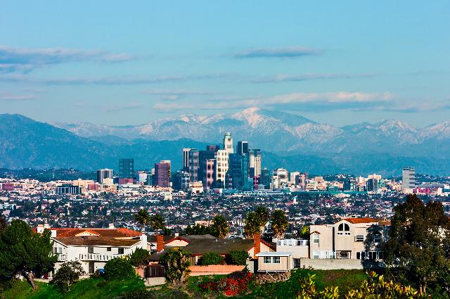 Los Angeles (Thinkstock)