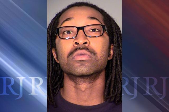 Thurman Jackson. Courtesy (Las Vegas Metropolitan Police Department)