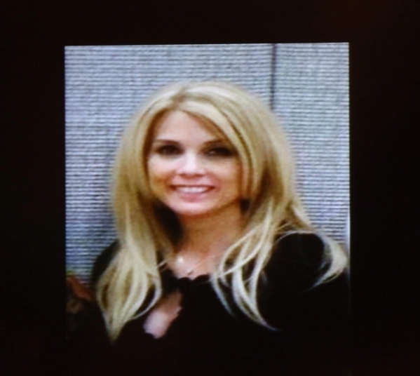 Shauna Tiaffay (Las Vegas Review-Journal file)