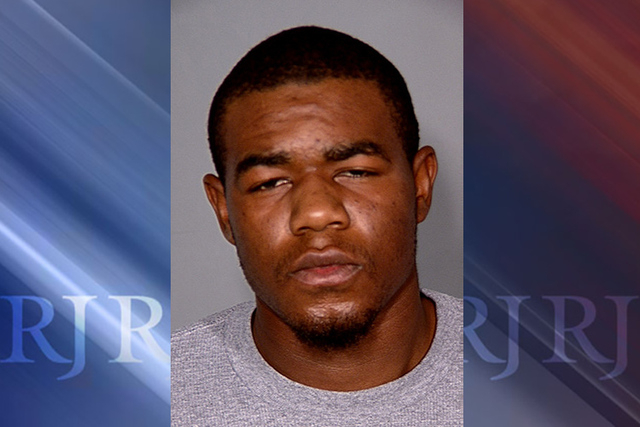 Terrence Bowser (Courtesy LVMPD)