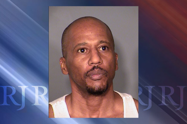 Las Vegas police have arrested Leonard Woods in connection with a fatal stabbing at a Walgreens in the central valley on Wednesday night, Aug. 5, 2015. (Las Vegas Metropolitan Police Department)