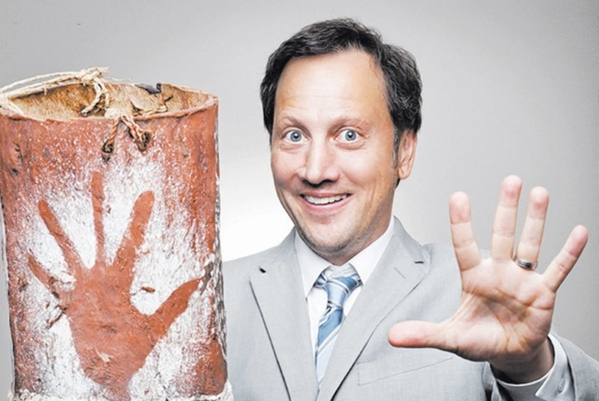 Comedian Rob Schneider is scheduled to perform Sept. 4-6 at the South Point, 9777 Las Vegas Blvd. South. (Special to View)