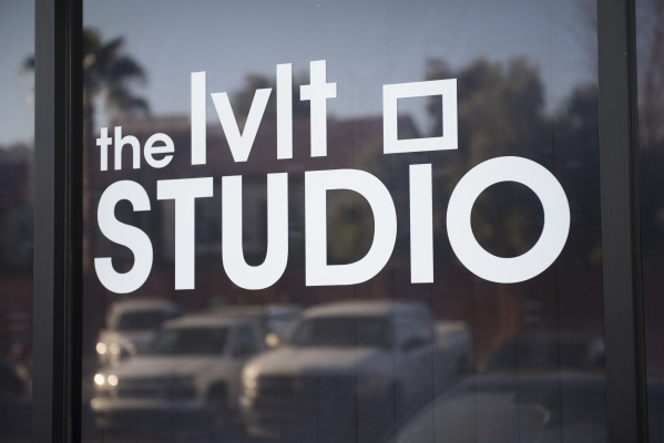 The Las Vegas Little Theatre Studio at 3890 Schiff Drive in Chinatown in Las Vegas is shown on Thursday, Aug. 27, 2015. (Jason Ogulnik/Las Vegas Review-Journal)