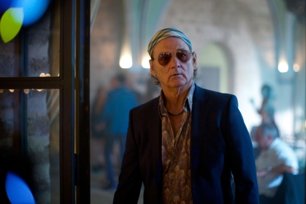 Bill Murray as Richie Lanz in Rock the Kasbah, opening October 23, 2015. (Kerry Brown/Open Road Films)