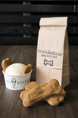 Shake Shack's Pooch-ini (photo by Evan Sung)