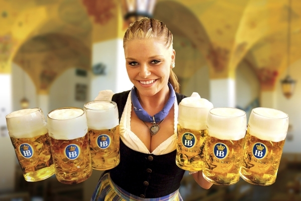 Oktoberfest is scheduled through October 31 at Hofbrauhaus Las Vegas,4510 Paradise Road. (Special to View)