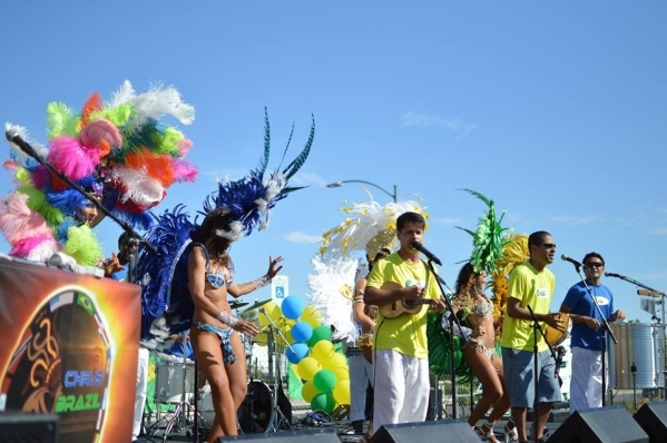 The second annual Brazilian Outdoor Festival is planned from 4 to 10 p.m. Sept. 20 at Via Brasil Steakhouse, 1225 S. Fort Apache Road. (Special to View)