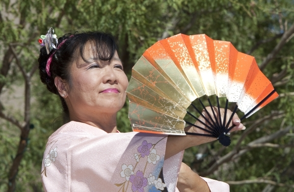 The annual Asian Heritage Celebration is scheduled from 10 a.m. to 4 p.m. Sept. 26 at the Springs Preserve, 333 S. Valley View Blvd. (View file photo)