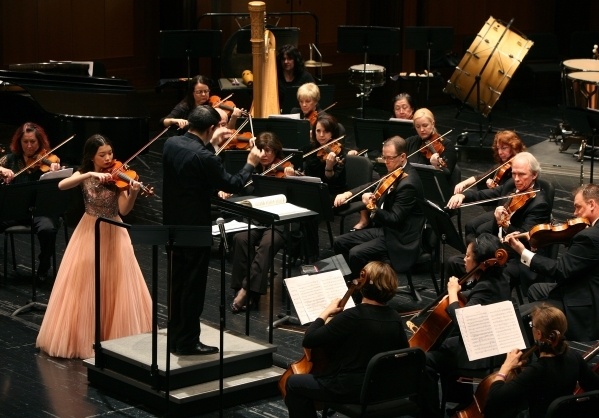 The Cox Communications Young Artists' Concerto Competition with the Las Vegas Philharmonic is set for Oct. 3 inside the Horn Theatre Recital Hall at the College of Southern Nevada Cheyenne C ...