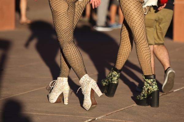 during the Pride Festival outside of the Clark County Government Center in Las Vegas Saturday, Sept. 19, 2015. ERIK VERDUZCO/LAS VEGAS REVIEW-JOURNAL Follow him @Erik_Verduzco