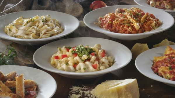 the race begins at 11 am thursday for diners hoping to score one of olive garden - Olive Garden Las Vegas
