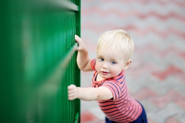 Seeing kids negotiate the ups and downs of growing up is much like watching them learning to walk. THINKSTOCK