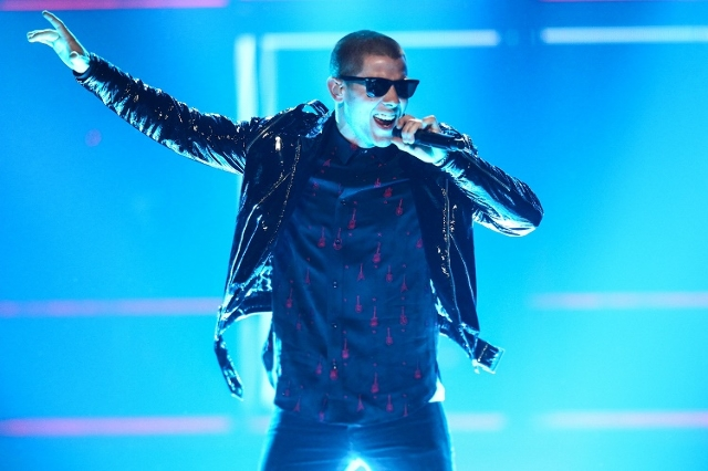 Nick Jonas performs during the iHeartRadio Music Festival at the MGM Grand Garden Arena in Las Vegas on Saturday, Sept. 19, 2015. Chase Stevens/Las Vegas Review-Journal Follow @csstevensphoto
