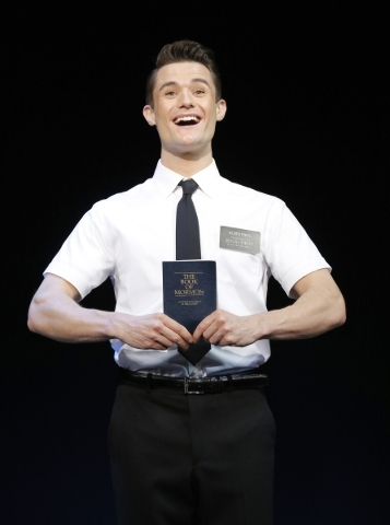 """""""The Book of Mormon"""": The musical is set to return to Reynolds Hall at The Smith Center for the Performing Arts, 361 Symphony Park Ave., through Oct. 18, with performances set for 7:30 p ..."""