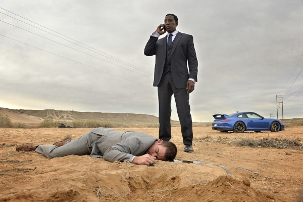 "THE PLAYER -- ""Pilot"" -- Pictured: Wesley Snipes as Johnson -- (Photo by: Gregory Peters/NBC)"