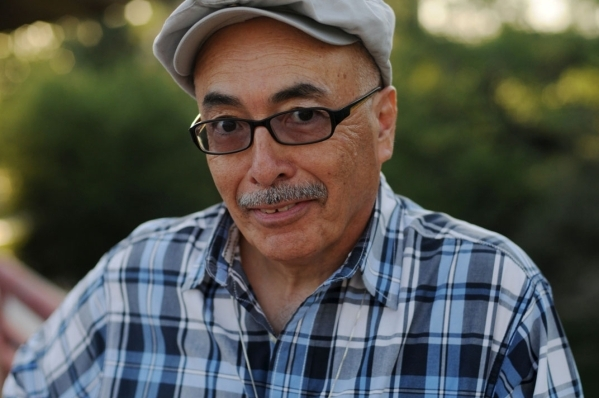 U.S. Poet Laureate Juan Felipe Herrera will visit the Las Vegas Valley Saturday for a workshop and reading. (Courtesy photo)