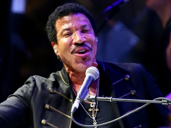 LAS VEGAS, NV - OCTOBER 25:  Musician Lionel Richie performs onstage during day 2 of the 2014 Life Is Beautiful Festival on October 25, 2014 in Las Vegas, Nevada.  (Photo by FilmMagic/FilmMagic) * ...