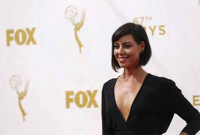 Actress Aubrey Plaza arrives at the 67th Primetime Emmy Awards in Los Angeles, California September 20, 2015.  REUTERS/Mario Anzuoni