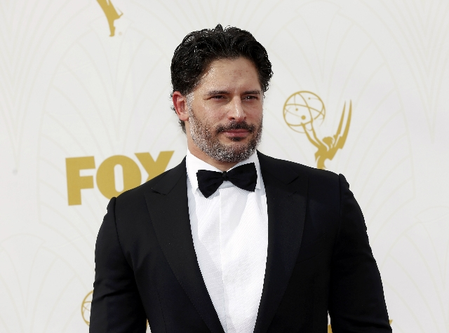Actor Joe Manganiello arrives at the 67th Primetime Emmy Awards in Los Angeles, California September 20, 2015.  REUTERS/Mario Anzuoni