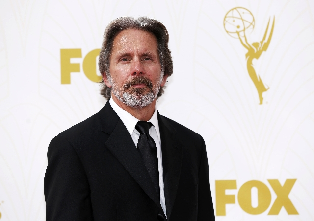 Actor Gary Cole arrives at the 67th Primetime Emmy Awards in Los Angeles, California September 20, 2015.  REUTERS/Mario Anzuoni