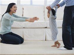 Parents: Tips for making baby's many milestones stress-free and joy-filled