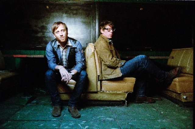 Dan Auerbach, left, and Patrick Carney of The Black Keys played at The Joint inside the Hard Rock Hotel. (Las Vegas Review-Journal file)