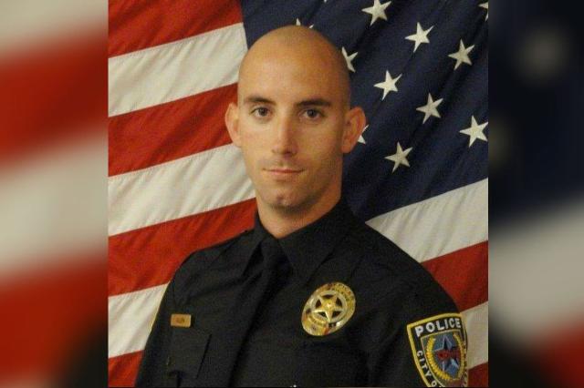Abilene police officer Don Allen was found dead Monday, Aug. 31, 2015, inside his hime in Clyde, Texas. (Abilene Police Department/CNN)