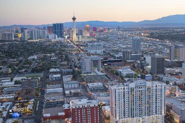 Las Vegas Strip (Las Vegas Review-Journal file)