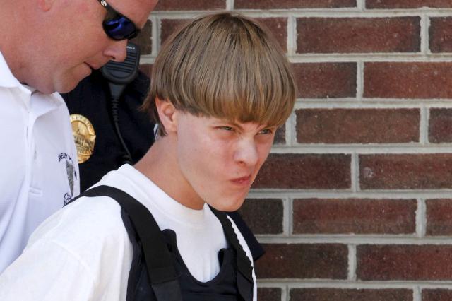 Dylann Roof, 21, in North Carolina, June 18, 2015. (Jason Miczek/Reuters)
