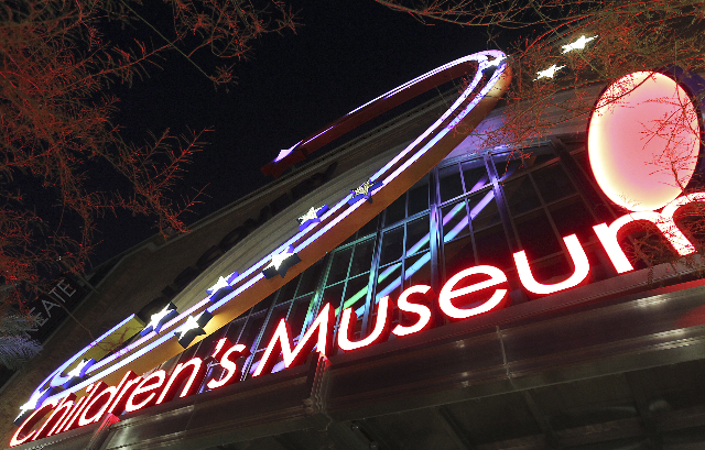 Discovery Childrens Museum Launches Yearlong Birthday Party - Children's birthday venues las vegas